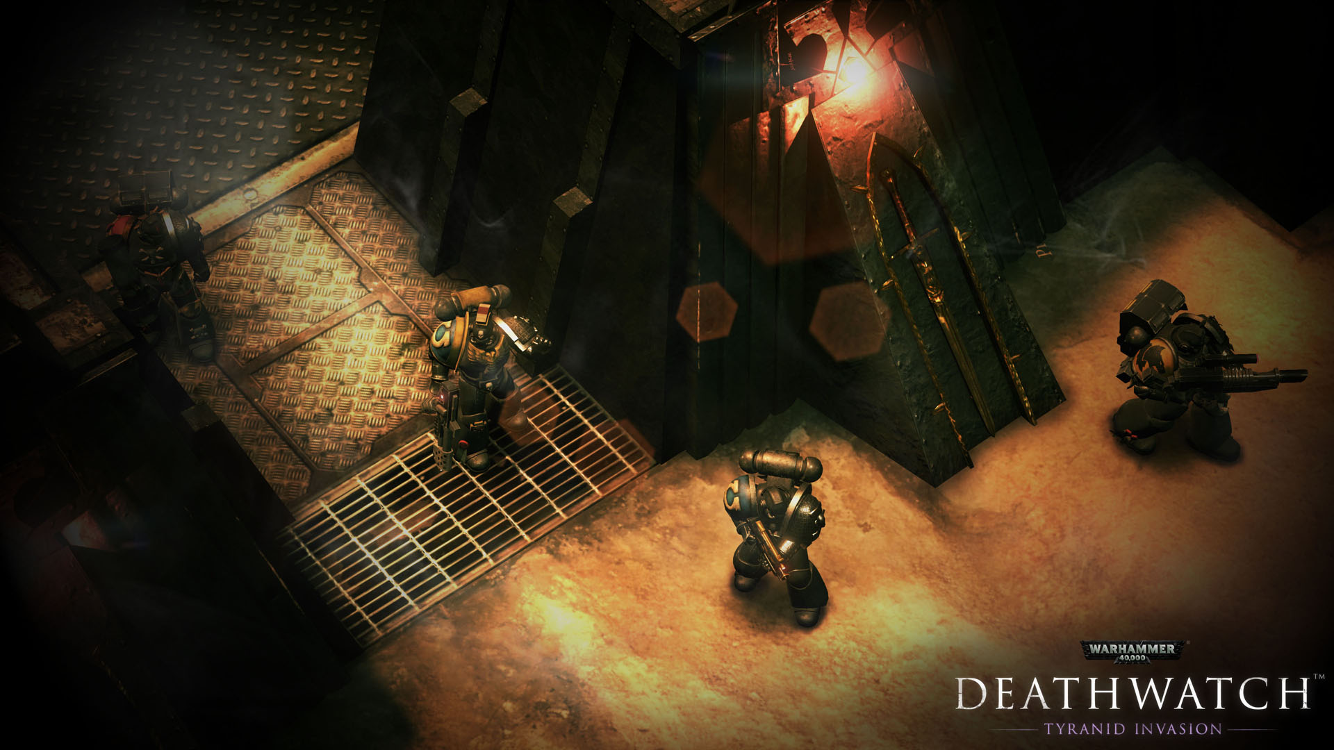 Rodeo Games announces Deathwatch: Tyranid Invasion (IOS, Unreal 4