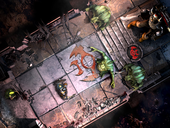 Warhammer Quest Strategy Game For Ios Pc Mac Amp Linux